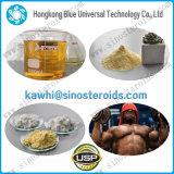 Edificio inyectable Trenbolone esteroide Enanthate 100 del músculo para el líquido Finished