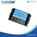 Aufladeeinheits-Controller des Sonnenkollektor-12V/24V des Inverter-10A