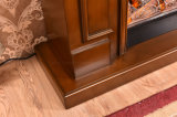 Moderne Möbel MDF-Heizungs-elektrischer Kamin mit dem Cer genehmigt (342)