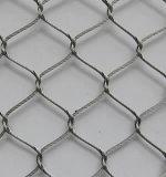 Maglia annodata durevole del cavo dell'acciaio inossidabile di vita