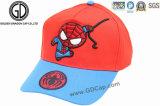 カスタマイズされた編まれたパッチのラベルは記念品のための帽子及び野球帽を遊ばす