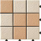 Mattonelle di pavimento di ceramica di colore Mixed rustico del materiale da costruzione