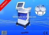 Machine faciale du bon oxygène stationnaire des prix pour le salon de beauté