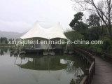 دائم مسيكة [بفك] بناء سقف فسطاط خيمة خارجيّ حادث خيمة لأنّ عمليّة بيع