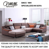 Sofa de loisirs de modèle moderne de tissu pour Roomfb1150 vivant