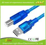 Le fil haute vitesse USB 2.0 Câble d'imprimante