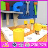 Таблица инструмента 2016 новых детей конструкции деревянная Toys W03D076A