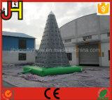 Mur gonflable d'escalade de pyramide à vendre