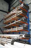 Het uitstekende Rek van de Cantilever van de Opslag van het Pakhuis van de Kwaliteit met Op zwaar werk berekend