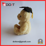 Graduação urso de pelúcia recheadas Brinquedos Pet