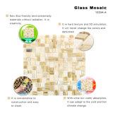El mini cuarto de baño de cristal del mosaico embaldosa el vidrio manchado de Canadá