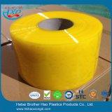 Anti-Insekt Belüftung-Streifen-Vorhang-lichtdurchlässiges Gelb