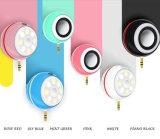 Mini drahtloser Lautsprecher mit Selfie Licht das beste Weihnachtsgeschenk für Mädchen