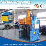 Presse hydraulique de compresse de carton/presse utilisée de pneu/machine de emballage pneu de rebut