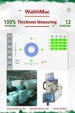 Sistema di misurazione ultrasonico in linea di spessore
