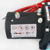 4X4 12V/24V DCのオフロード電気ウィンチの自動ウィンチ(12000lbs-2)