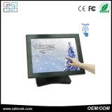 Il quadrato estrae la parte centrale dal calcolatore industriale del VGA dell'azienda di trasformazione J1900 HDMI di Celeron