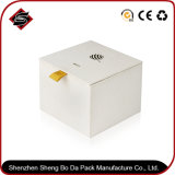 Rectangle de Couleur personnalisée emballage cadeau Paper Box