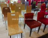 Macdonald 대중음식점 합판 식사 및 커피 의자 (LL-DC005)
