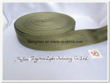 Сильный черный Nylon Webbing для тканья