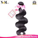 Nanming Haar-unverarbeitete Jungfrau-brasilianischer Haar-Großverkauf