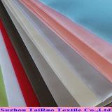 Poli tessuto poco costoso di taffettà per il tessuto del rivestimento dell'indumento