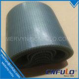 Пояс полиуретана приурочивая с стальным шнуром
