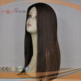 Qualidade superior de topo de seda peruca, peruca Cabelo Virgem humana