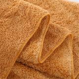 무거운 견면 벨벳, 자연, 믿을 수 없 부드러움과 Eco 친절한 100%년 면 목욕 수건 (BC-CT1015)