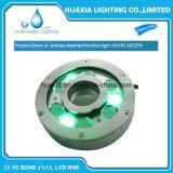 27W IP68 impermeabilizzano l'indicatore luminoso subacqueo della piscina della fontana del LED