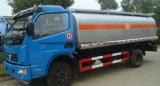 De Bijtankende Tankwagen van Dongfeng 7kl 6 van de Brandstof Ton van de Vrachtwagen van de Tanker voor Verkoop