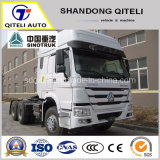 Cnhtc HOWO Sinotruk 371HP 4X2 / 6X4 Трактор тяжелых грузовиков