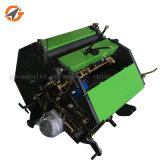 Machine hydraulique bon marché de presse de luzerne de mini paille ronde à vendre
