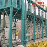 moulin de maïs de machine de développement de farine du maïs 50t/24h