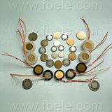 Elemento di ceramica piezo-elettrico della ricevente del telefono