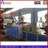 Máquina de mármore de imitação da extrusão da placa de painel da parede do PVC