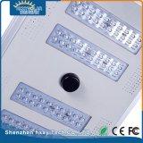 Todos en uno/integraron la lámpara de calle solar del LED con el Ce RoHS IP65