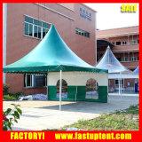La pagode de crête élevée tente Tente à Bangalore transparent