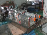 空気ピストン二重ヘッド液体の充填機(500-5000ml)