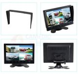 Touch Key &Digital Screen 800*480를 가진 2 AV Input 7inch Stand Alone Car TFT LCD Monitor