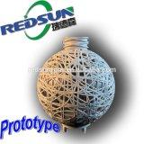 Boa qualidade e barato para o modelo de construção de protótipos do SLA