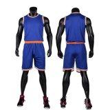 La sublimación personalizado de su propio diseño de camiseta de baloncesto de los hombres