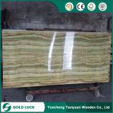 MDF impermeable de madera del color del grano del alto lustre/blanca del color de la melamina