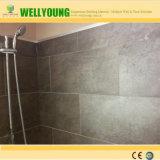 El PVC limpio fácil interior cubrió los azulejos de la pared