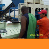 Linea di produzione del blocchetto del mattone (PJ5-20)