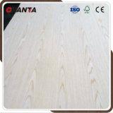 Ash Oak Sapele folheado de madeira de nogueira chique mobiliário de compensado de madeira contraplacada