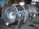Acero inoxidable del fuego de gas que cocina el mezclador para el alimento (ACE-JCG-R4)