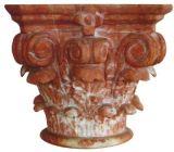 De oude Griekse/Kolom van het Marmer/van het Graniet/van het Zandsteen (yxcp-009)