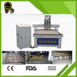 Multi-Process Pneumatic Woodworking CNC Router Machine