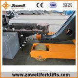 Zowell 새로운 전기 견인 트랙터 3ton 적재 능력